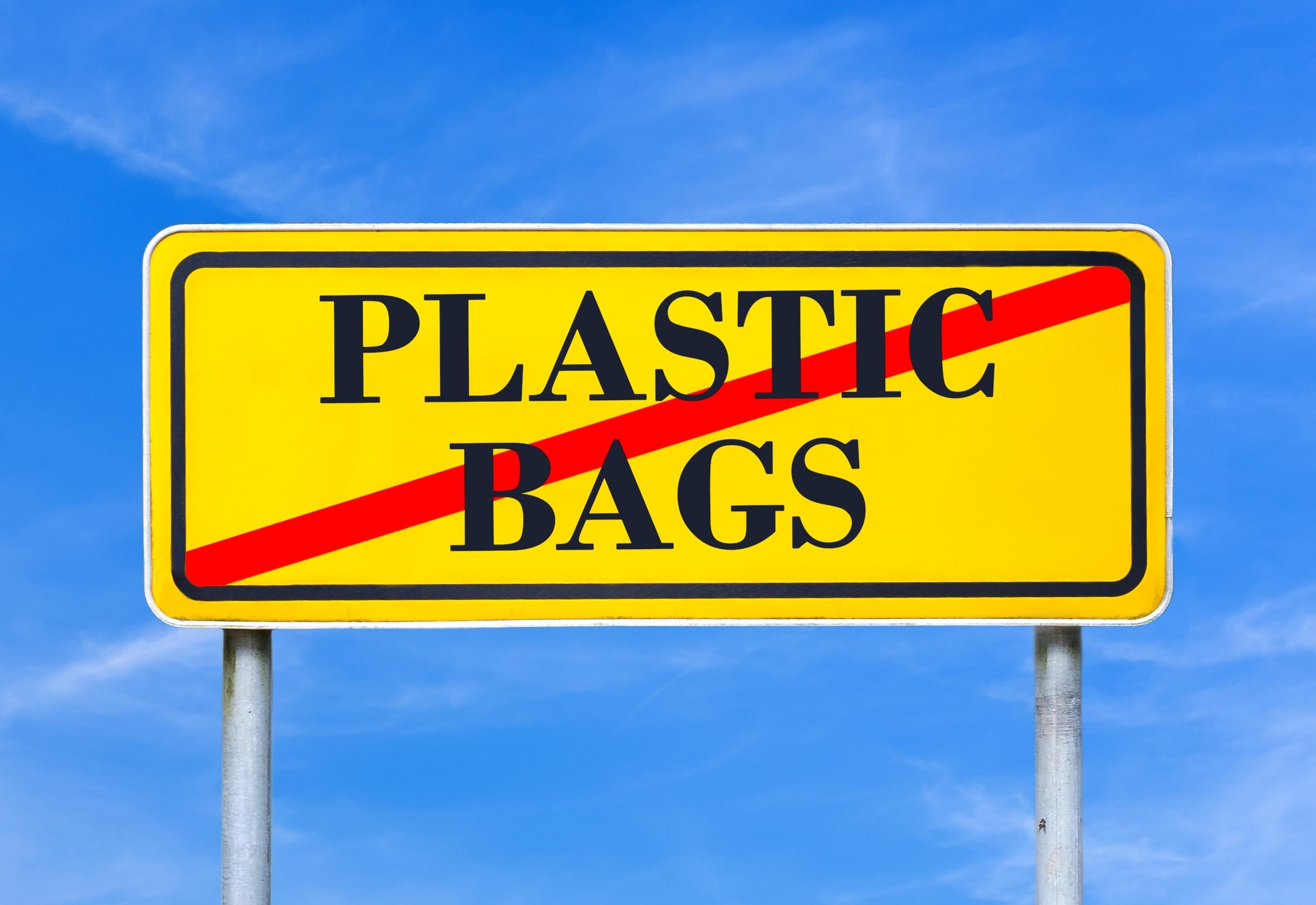 ¿Por qué prohibir las bolsas de plástico?