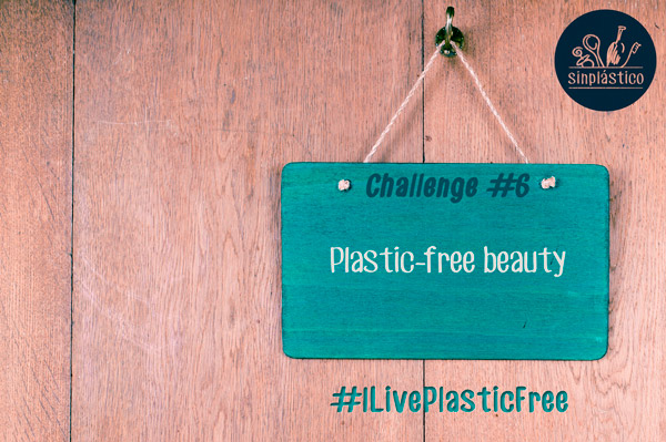 Tips for plastic-free beauty