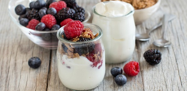 Yogur casero sin yogurtera / Yaourt maison