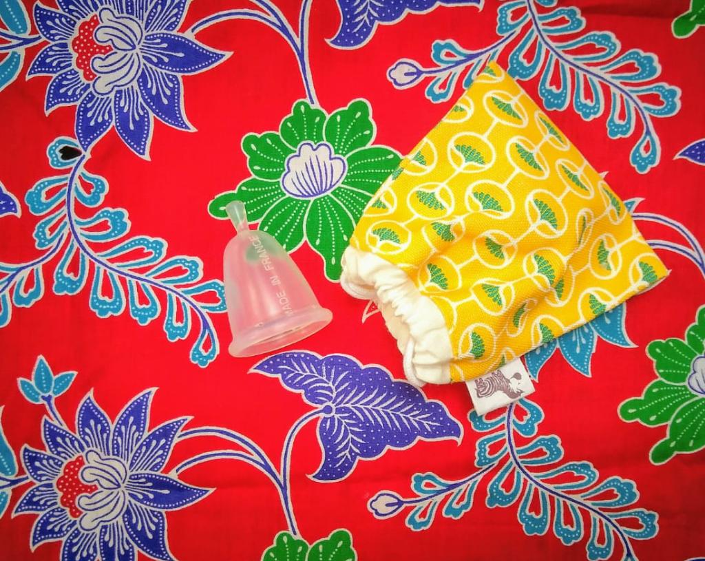 Copa menstrual silicona