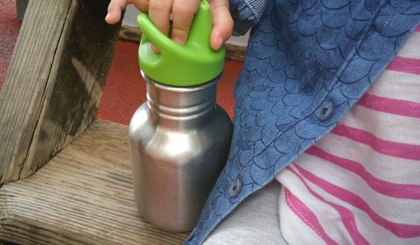Botella infantil inox