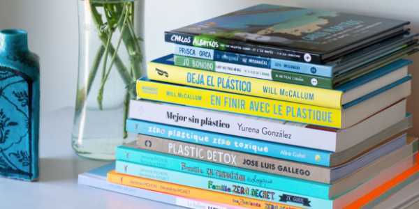 libros infantiles plastico