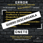 BLACK FRIDAY ERROR