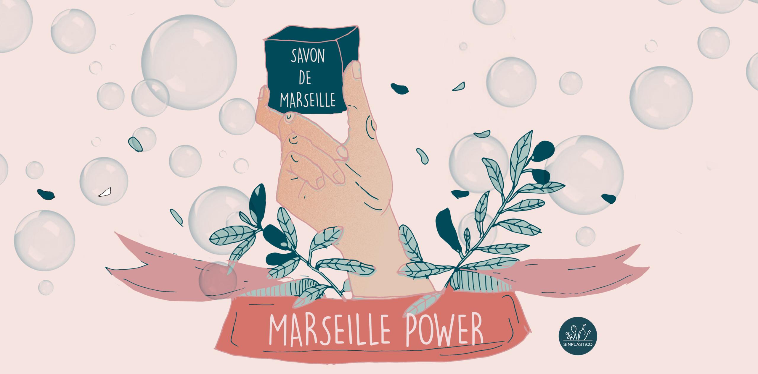 Nettoyer la maison avec un savon de Marseille